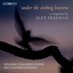 Alex Freeman - Under the Arching Heavens