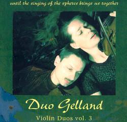 Violin Duos, Vol. 3