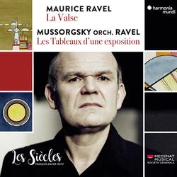 Ravel: La Valse - Mussorgsky: Les Tableaux d'une exposition (Orch. Ravel)