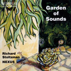 Garden of Sounds - Improvisations for clarinet and percussion
