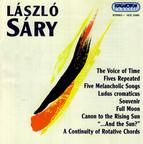 Sary: 5 Melancholic Songs / Full Moon / A Continuity of Rotative Chords