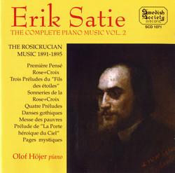 Satie: Complete Piano Music, Vol. 2
