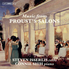 Cello Music from Proust's Salons