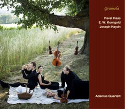 Haas, Korngold & Haydn: String Quartets