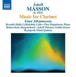 Másson: Music for Clarinet