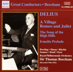Delius: Village Romeo and Juliet (A) (Beecham) (1946-1952)