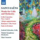 Saint-Saëns: Works for Cello & Orchestra