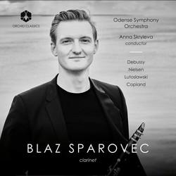 Debussy, Nielsen, Lutosławski & Copland: Clarinet Works