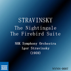 Stravinsky: The Nightingale & The Firebird Suite (Recorded Live 1959)