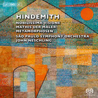 Hindemith – Orchestral Works