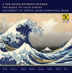 A Few Notes Between Friends: The Music of Julie Giroux