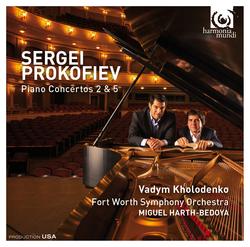 Prokofiev: Piano Concertos 2 & 5