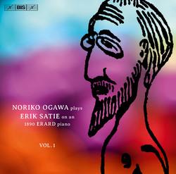 Noriko Ogawa plays Erik Satie – Piano Music, Vol. 1