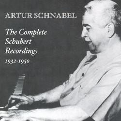 Schubert Recordings (Complete) (Schnabel) (1932-1950)