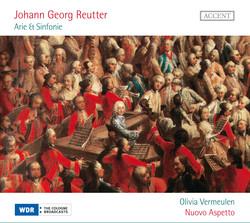Reutter: Arie Et Sinfonie