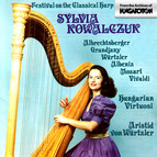 Vivaldi: Lute Concerto in D Major (Arr. for Harp) / Grandjany: Rhapsodie