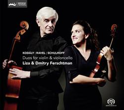 Duos for violin & violoncello