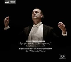 Symphony no. 2 ('Lobgesang')