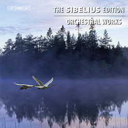 The Sibelius Edition Vol.8 - Orchestral Works