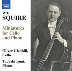 Squire: Miniatures for Cello & Piano