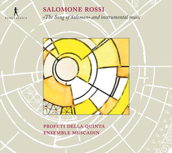 Rossi: The Song of Solomon and Instrumental Music