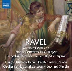 Ravel: Orchestral Works, Vol. 6