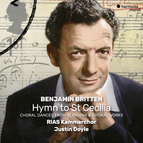 Britten: Choral Works