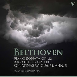 Beethoven: Piano Sonata No. 11, Op. 22 & Other Works