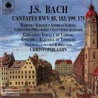 Bach: Cantatas BWV 85, 175, 183 & 199