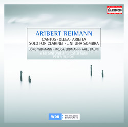 eClassical - Reimann, A : Cantus / Ollea / Solo for Clarinet