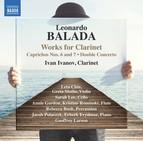 Balada: Caprichos Nos. 6 & 7 & Double Concerto