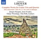 Lhoyer: Complete Works for Guitar Trio & Quartet