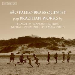 Brazilian Repertoire for Brass Quintet