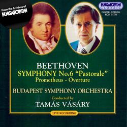 Beethoven: Symphony No. 6 / Prometheus Overture