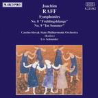 Raff: Symphonies Nos. 8 and 9