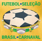 Futebol, Selecao, Brasil, Carnaval