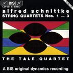Schnittke - String Quartets Nos.1 - 3