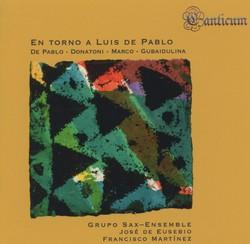 En Torno A Luis De Pablo