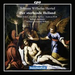 Hertel: Der sterbende Heiland