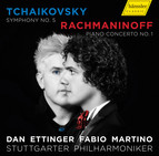 Tchaikovsky: Symphony No. 5 in E Minor - Rachmaninoff: Piano Concerto No. 1 in F-Sharp Minor