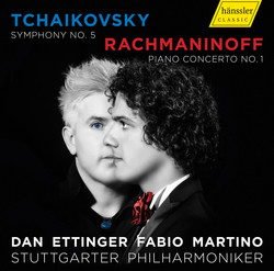 Tchaikovsky: Symphony No. 5 in E Minor - Rachmaninoff: Piano Concerto No. 1 in F-Sharp Minor