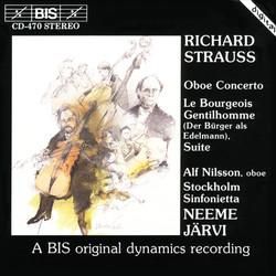 Richard Strauss - Oboe Concerto