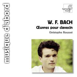 Wilhelm Friedemann Bach: Œuvres pour clavecin
