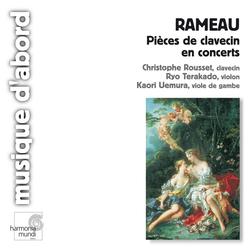 Rameau: Pieces de clavecin en concerts