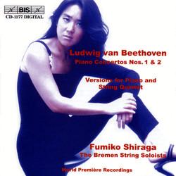 Beethoven - Piano Concertos Nos.1 & 2, Chamber Version