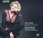 Folk Stories - Songs by Beethoven, Britten, Mahler, Respighi, Sibelius a.o.