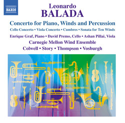 Balada: Music for Wind Ensemble