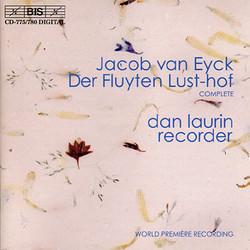 Der Fluyten Lust-hof - Complete Recording