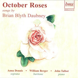 Daubney: October Roses and Other Songs