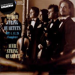 Weiner: String Quartets Nos. 1-3 (Complete)